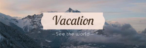 Vacation  See the world_copy_CY_20170113