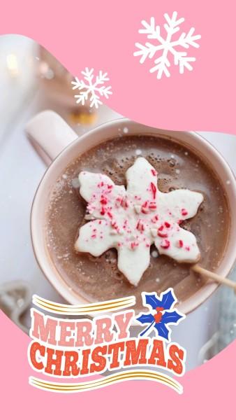 粉色圣诞_wl_20201123