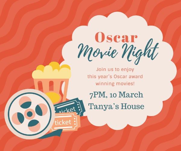 Oscar movie night_wl20180312