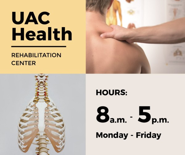 Yellow UAC Health Facebook Post