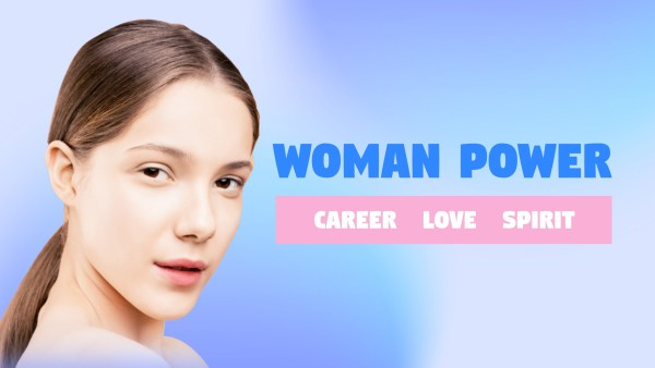 woman power-tm-210607
