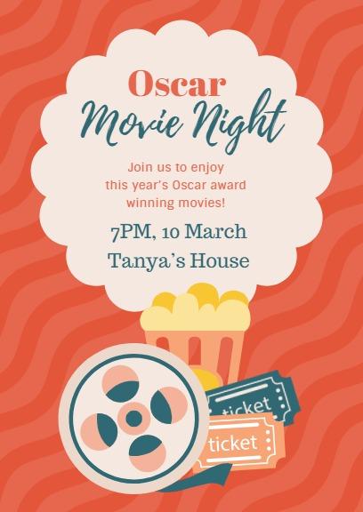 Oscar movie night3_wl20180312
