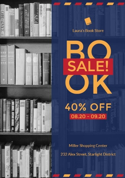 book sale_lsj_20190807