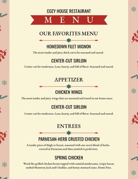 christmas menu_lsj_20191114