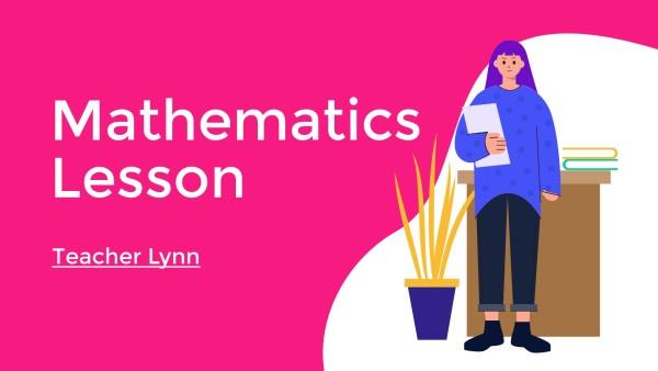 mathematics lesson-tm-210524
