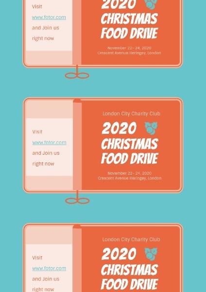 christmas food_poster_lsj_20181207