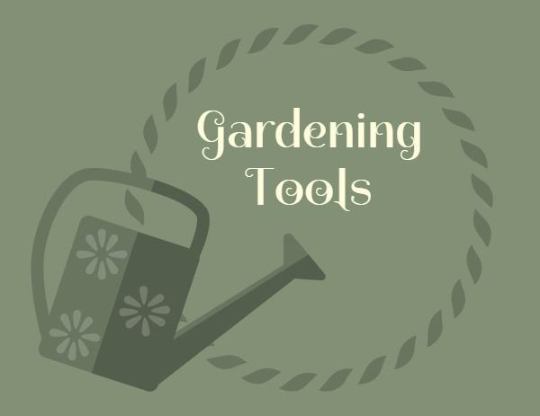gardening tools_wl20180420