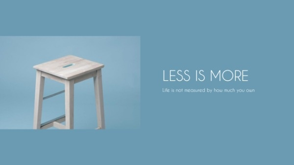 less is more_HYX_20200403