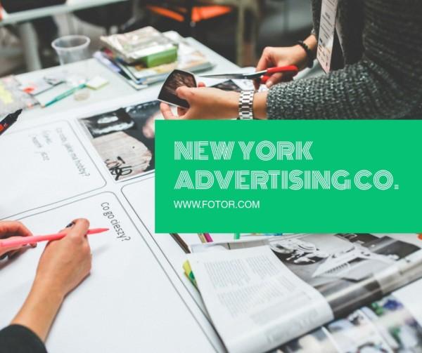 New York Advertising Company Facebook Post