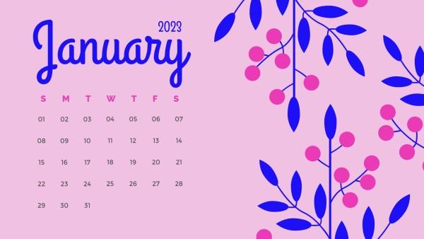 Monthly calendar plant_ls_20200403