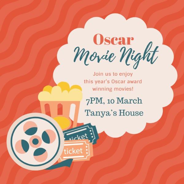 Oscar movie night2_wl20180312