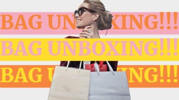 bag unboxing_wl_20190616